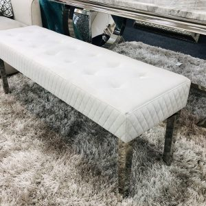 Majestic Bench Silver