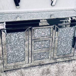 Crushed Diamond Sideboard