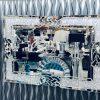 Crushed Diamond Wall Mirror 80/120