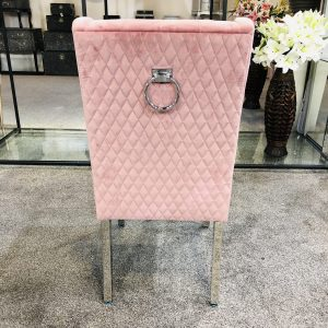 Kyoto Pink Dining Chair