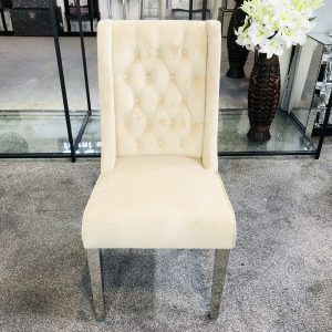 Kyoto Mink Dining Chair