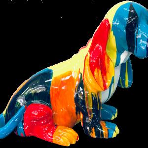 Coloured Dog