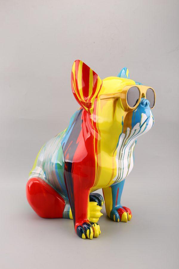 Multi Colour Bull Dog