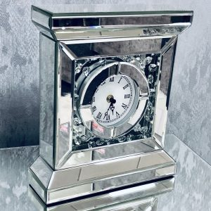 Floating Crystal Clock