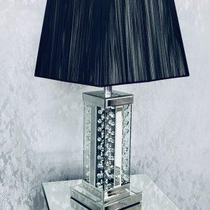 Flaoting Diamond Table Lamp