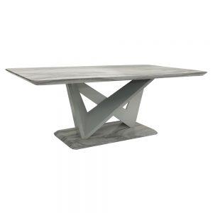 Georgia Coffee Table (Marble Effect)