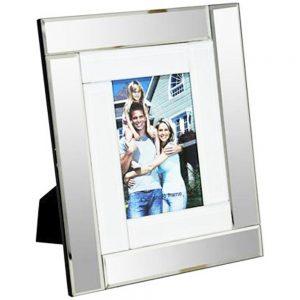 London White Photo Frame
