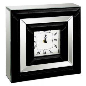 London Black Clock