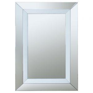 London White Wall Mirror