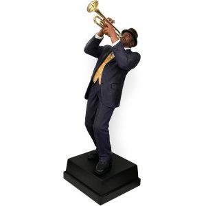 Large Jazz Saxophonist