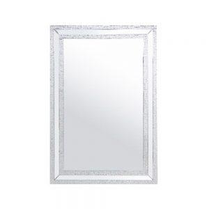 Crystal Wall Mirror
